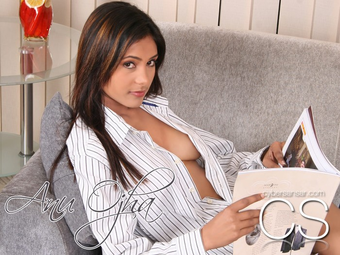 anu ojha naked hot photo